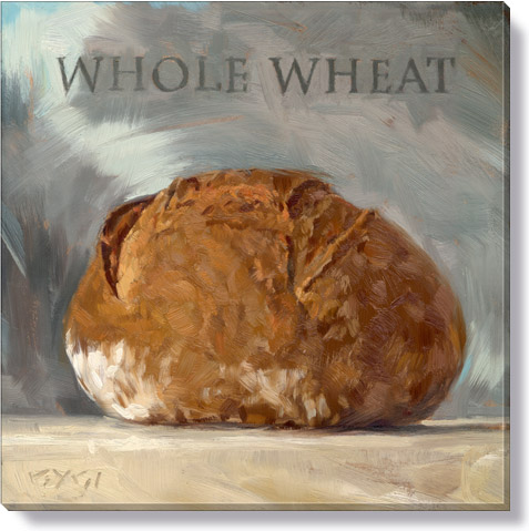 whole wheat bread print