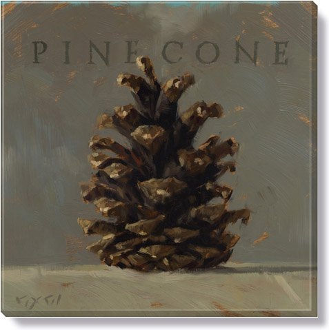 pine cone wall art Archives - Darren Gygi Home Collection