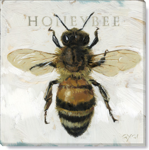 honeybee giclee art print