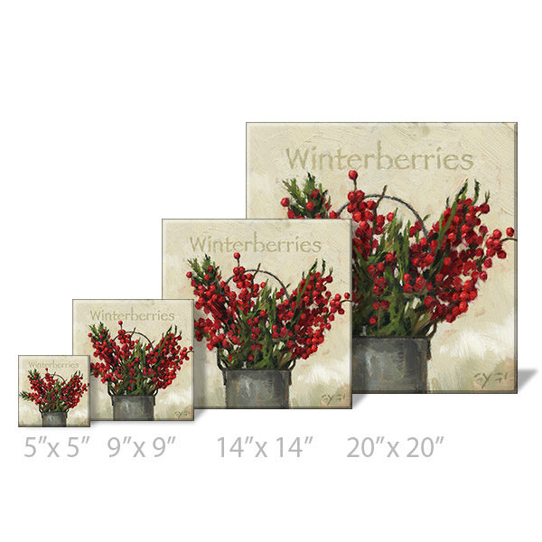 winterberries print sizes