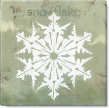 115-Snowflake (Wings)