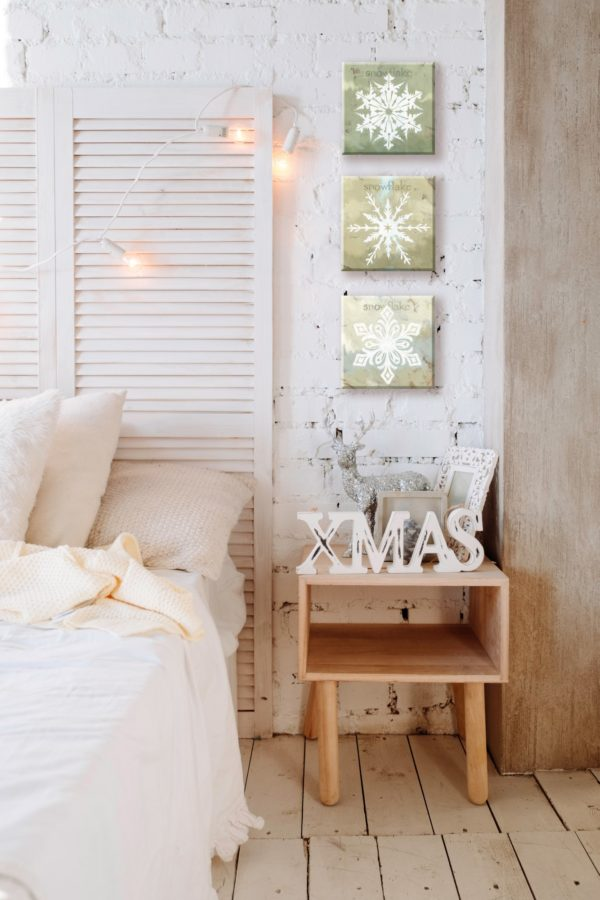 snowflake canvas prints