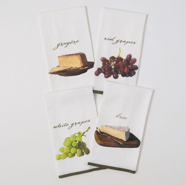gourmet tea towel set