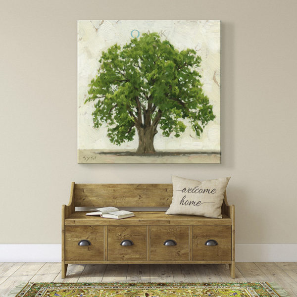 oak tree XL print